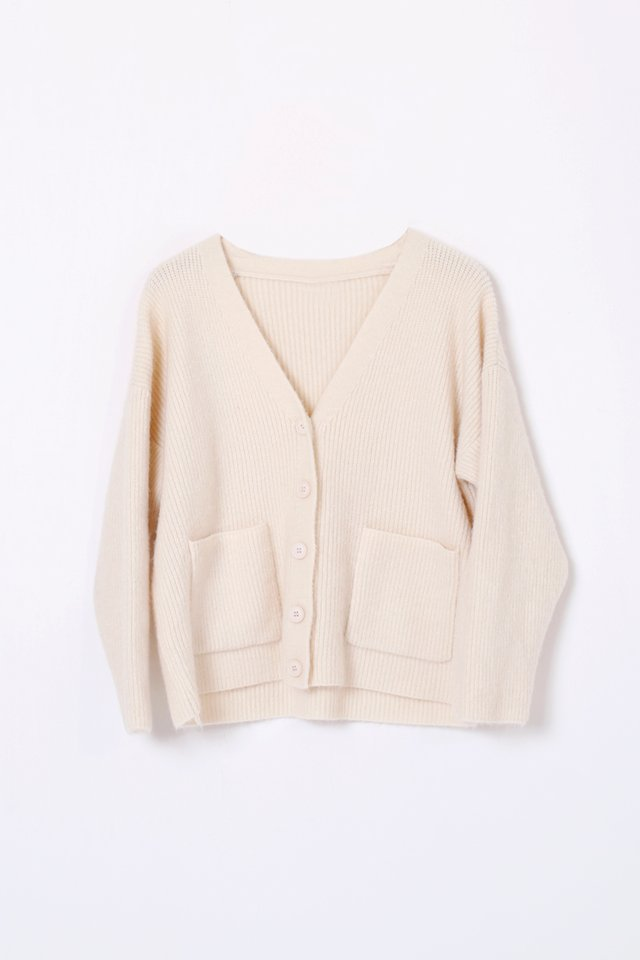 MAEVE KNIT CARDIGAN